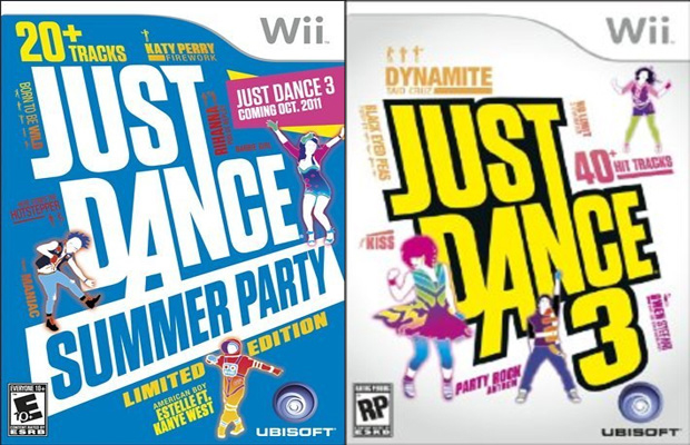 Just Dance: Summer Party é aperitivo antes de Just Dance 3 (Foto: Divulgação)