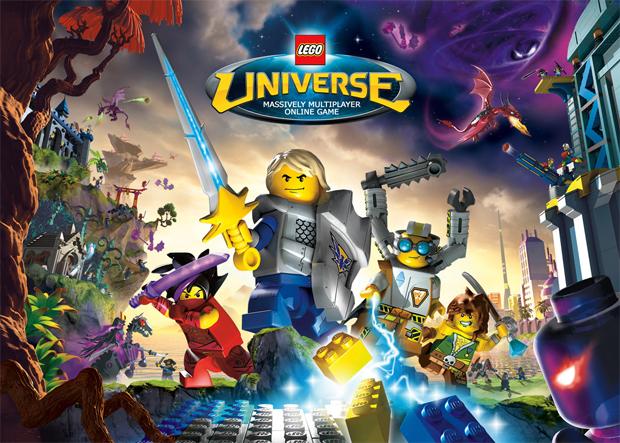 LEGO Universe ganha modo gratuito em agosto (Foto: Divulgação)