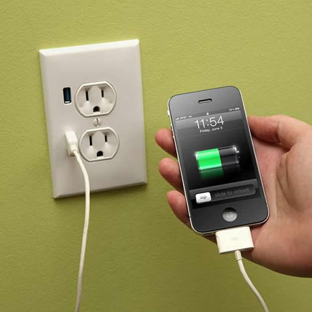 Tomada USB (Foto: Divulgação)