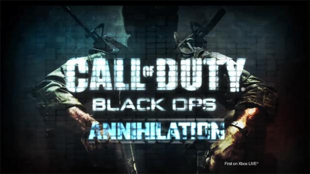 Call of Duty: Black Ops - Annihilation Pack (Foto: Divulgação)