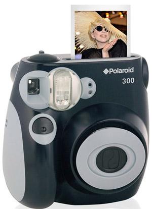 Polaroid 300 Instant Analog Camera (Foto: Divulgação)