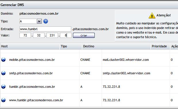 Edite as propiedades da sua url antes de instalar (Foto: fox)