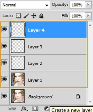Novas layers (Foto: Reprodução/Juliane Costa)