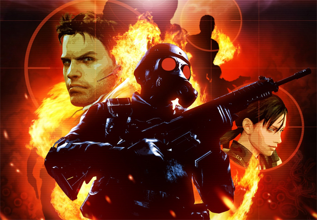 Resident Evil: The Mercenaries 3D (Foto: Divulgação)
