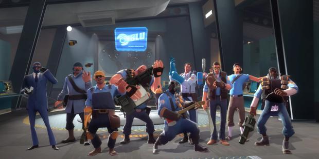 Team Fortress 2 é o título mais jogado do Steam, vencendo Counter-Strike após se tornar grátis (Foto: Divulgação)