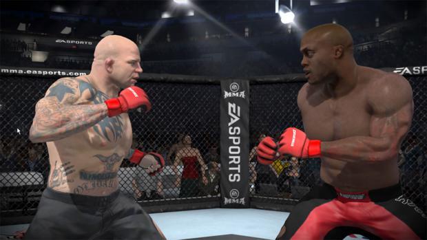 EA Sports MMA (Foto: Divulgação)