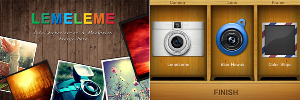 Leme Camera (Foto: Divulgação)
