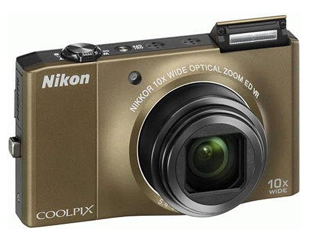 Nikon S8000 (Foto: Divulgação)