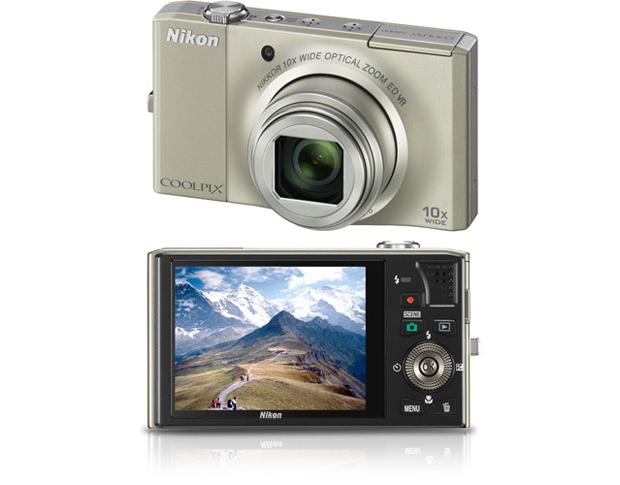 Nikon S8000 2 (Foto: Divulgação)