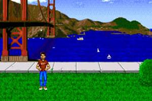 Califórnia Games (Foto: Divulgação)