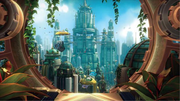 Bioshock Infinite: Igual em todas as plataformas  (Foto: Divulgação)
