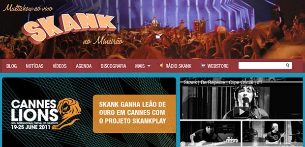 Skank (Foto: Divulgação)