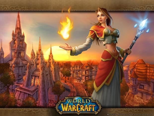 World of Warcraft, o maior sucesso da Blizzard (Foto: Divulgação)