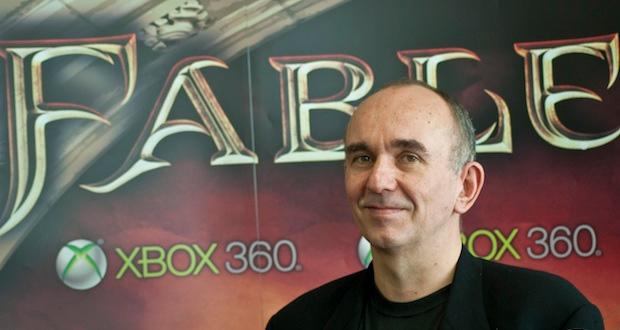 Criador de Fable, Peter Molyneux, acha que há muita repetição nos jogos (Foto: Divulgação)