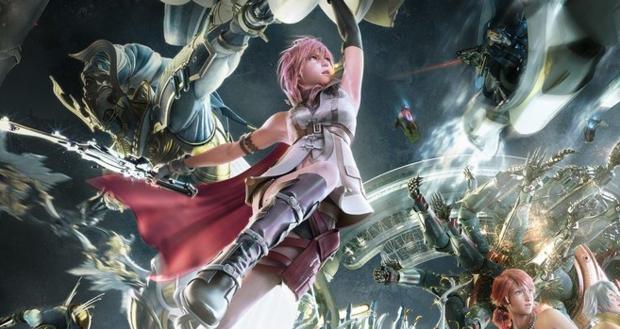 Final Fantasy XIII-2 promete agradar a crítica e os fãs (Foto: Divulgação)