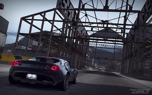 Need for Speed World (Foto: Divulgação)