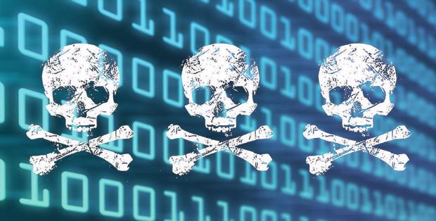 Ameaças virtuais (Foto: Arte/TechTudo)