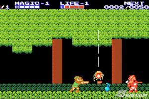 Zelda II: The Adventure of Link (Foto: Divulgação)