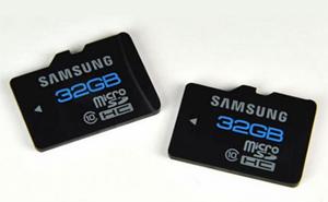 Samsung SDHC de 32GB (Foto: Divulgação)