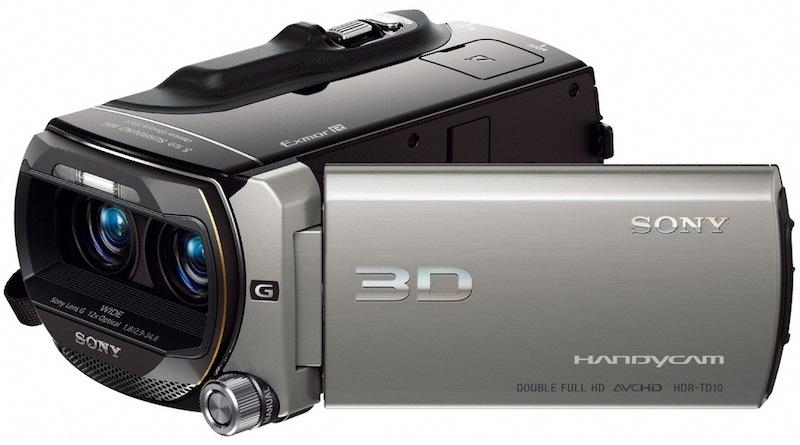 Sony HDR TD10 (Foto: Divulgação)