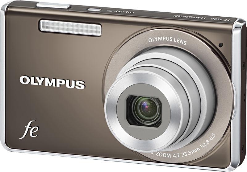 Olympus FE-5030 (Foto: Divulgação)