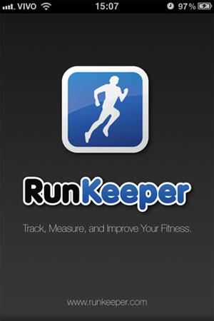 RunKeeper (Foto: Reprodução)