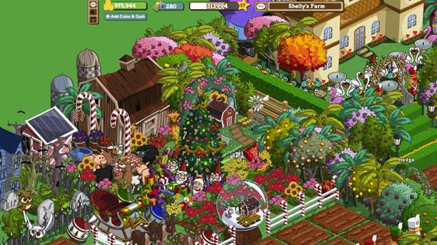 Farmville (Foto: Divulgação)