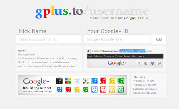 Gplus (Foto: Reprodução)