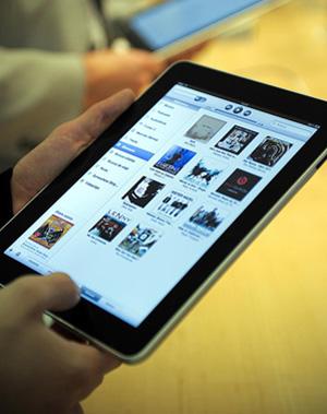 iPad tem vário usos (Foto: Reprodução)