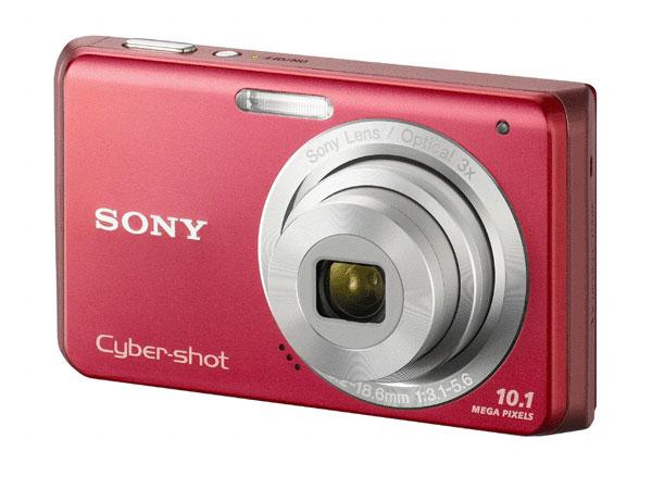 Sony Cyber-shot dsc-w180 (Foto: Divulgação)