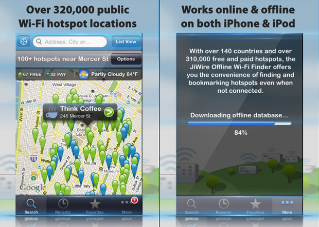 Wi-fi Finder (Foto: Divulgação)