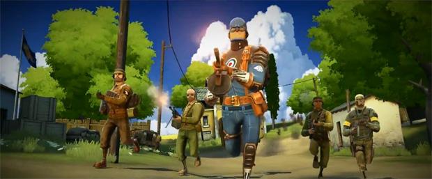 Battlefield Heroes (Foto: Divulgação)
