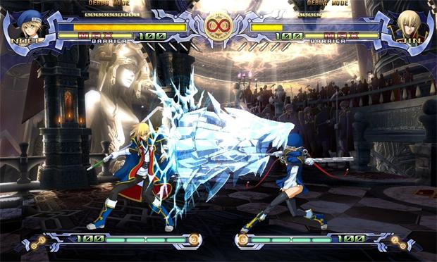 BlazBlue é um dos games de luta desta geração (Foto: Divulgação)