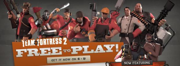 Team Fortress 2 agora é grátis (Foto: Divulgação)