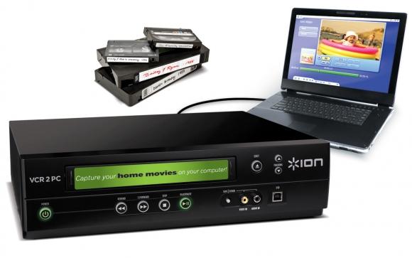VCR Ion USB (Foto: Divulgação)