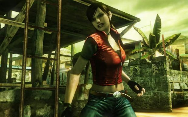 Resident Evil: The Mercenaries 3DS (Foto: Divulgação)