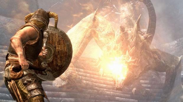 The Elder Scrolls V: Skyrim (Foto: Divulgação)