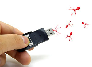 Vírus estão à nossa volta, mas a melhor arma contra eles é o bom comportamento dos usuários (Foto: Reprodução)