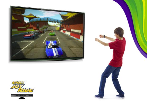 Kinect Joy Ride (Foto: Divulgação)
