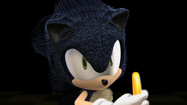 Sonic ganhará filme feito por fãs (Foto: Divulgação)