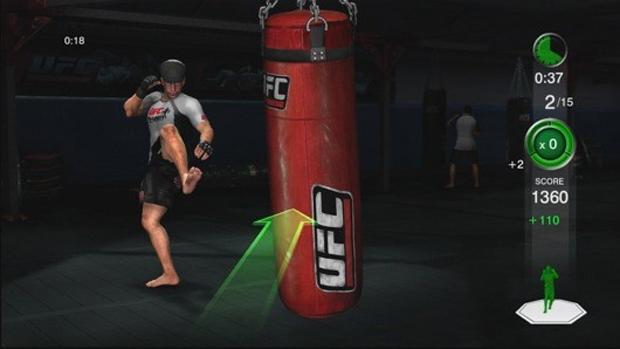UFC Trainer (Foto: Divulgação)