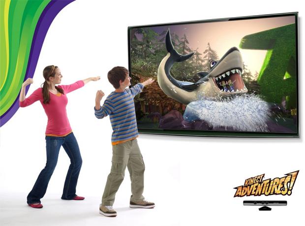 Kinect Adventures (Foto: Divulgação)
