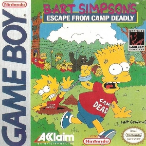 Bart Simpson's Escape from Camp Deadly (Foto: Divulgação)