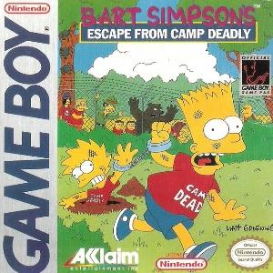 Bart Simpson's Escape from Camp Deadly (Foto: Divulgação)