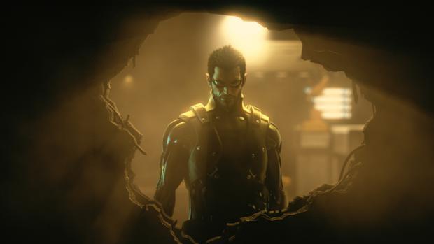 Deus Ex: Human Revolution - Uma brecha fez com que o jogo vazasse na internet  (Foto: Divulgação)