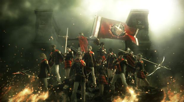 Final Fantasy Type-0 (Foto: Destructoid)