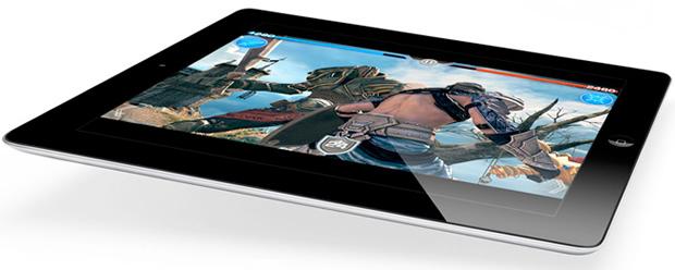 Novo iPad pode ter dobro da resolução atual (Foto: Divulgação)