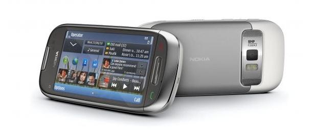 Nokia C7 (Foto: Divulgação)