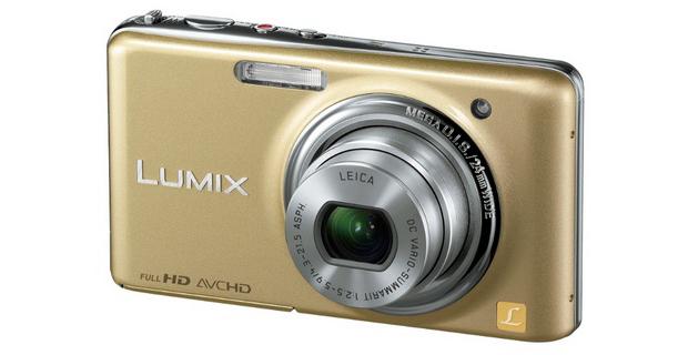Panasonic DMC-FX78 (Foto: Divulgação)