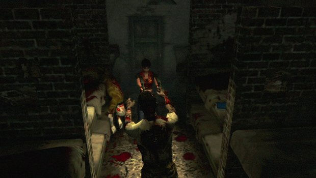 Resident Evil: Code Veronica HD  (Foto: Destructoid)